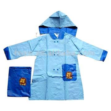 Children Raincoat (Дети Плащ)
