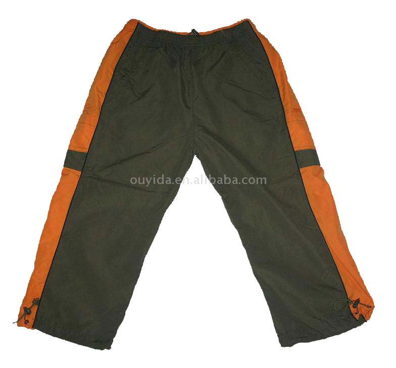 Men`s 3/4 Trousers (Мужчины`s 3 / 4 Брюки)