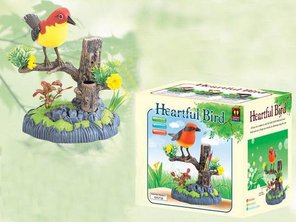 Sound Control Bird (Управление звуком Bird)