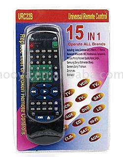 Universal Remote Control (Универсальный пульт ДУ)