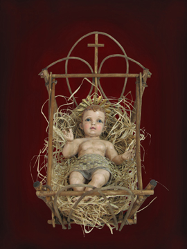 Craft (Jesus Baby with Manger) (Craft (Иисус ребенка с Manger))