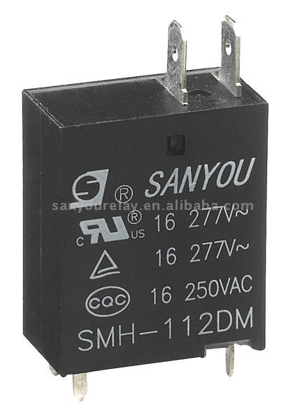 Miniature Power Relays (Миниатюрные силовые реле)