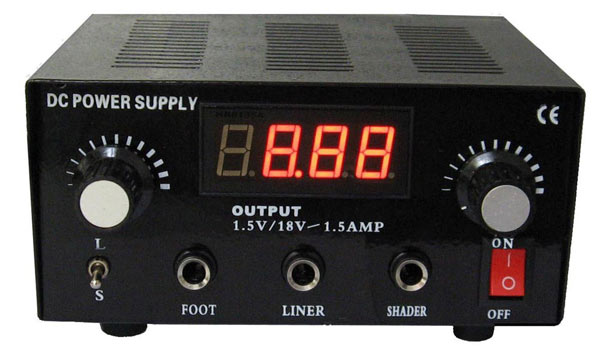 Power Supply 10 (Stromversorgung 10)