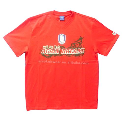 Men`s Crew Neck T-Shirt (Экипажа мужские шеи T-Shirt)