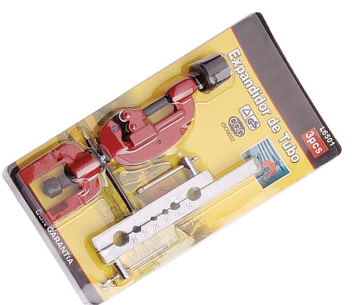 3pc Flaring Tool Set