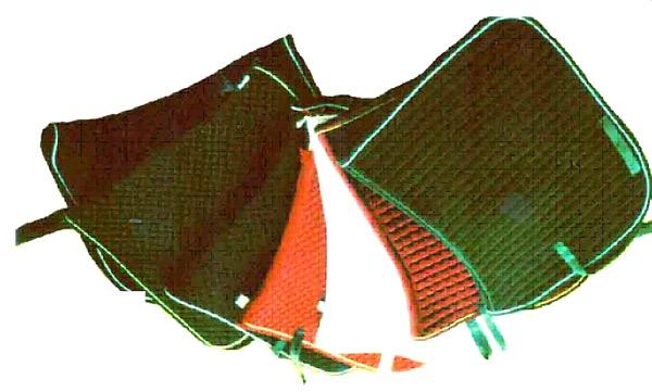 Velvet Saddle Pad (Velvet Saddle Pad)
