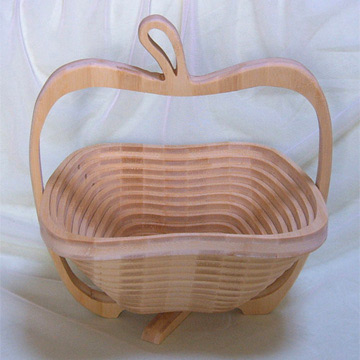 Folding Fruit Basket