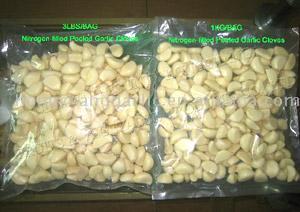 Nitrogen-Filled Peeled Garlic