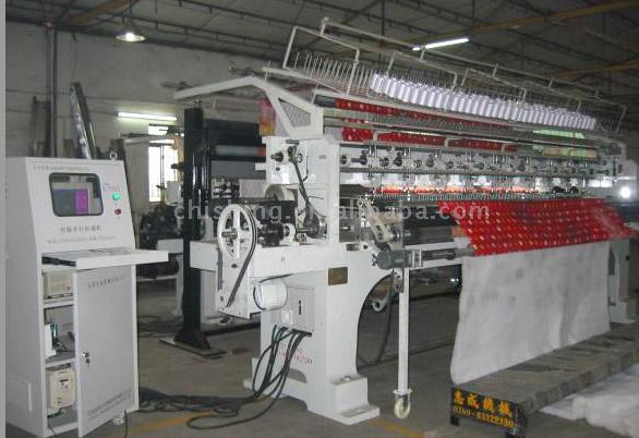 Digital Control Quilting Machine (Цифровое управление Лоскутное машины)
