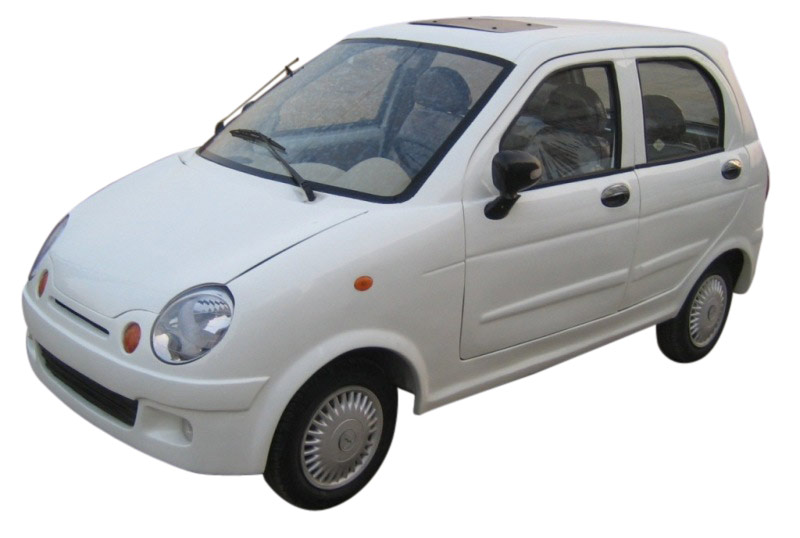 4 Seats Electric Car (EC-2)