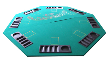 Folded Poker Table Top (Сложенный Poker Table Top)