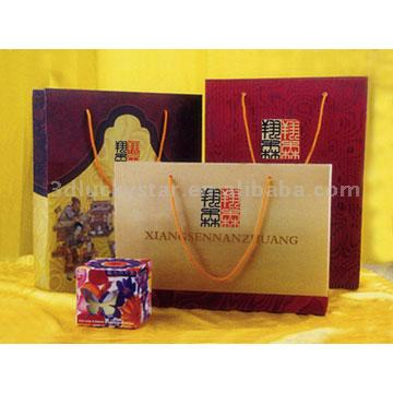 3D Lenticular Packaging Box (3D чечевичным упаковки Box)