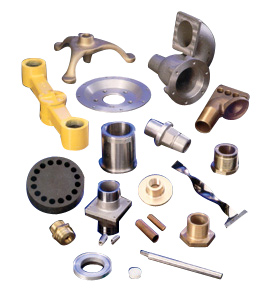 Customized Mechanical Parts (Customized Mechanische Teile)