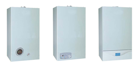 Gas Boiler (Газовый котел)
