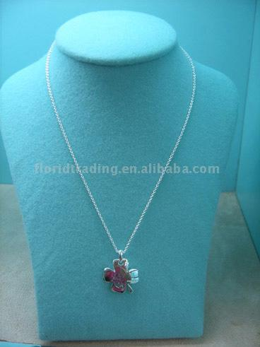 925 Streling Silver Pendant, Necklace (925 Streling серебро Кулон, Колье)