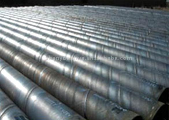 Spiral Submerged-Arc Steel Tube (Spiral l`arc submergé Steel Tube)