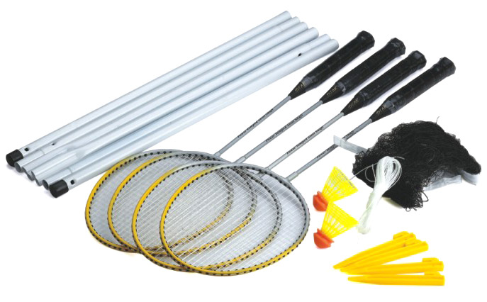 Badminton Set with PVC Bag
