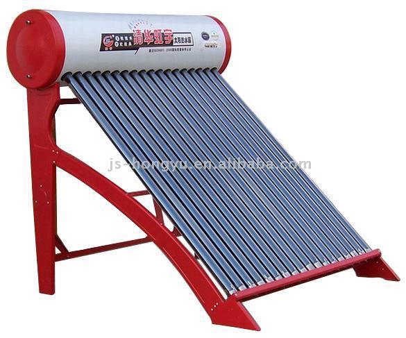 Solar Water Heater(Happy Every Family) (Солнечные водонагреватели (С каждой семье))