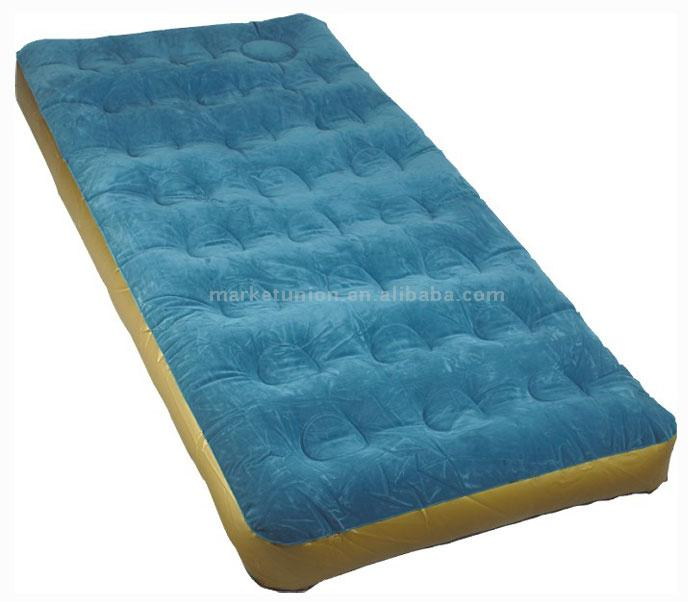 Flocked Air Bed