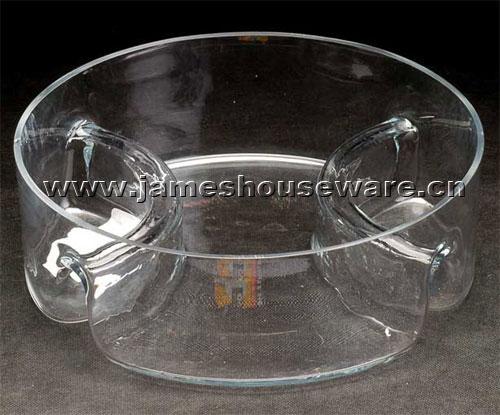 Glass Salad Bowl (Стекло Салатница)