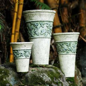 Ceramic Pots (Керамические горшки)