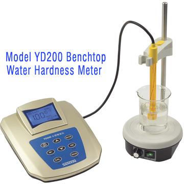 Bench Top Water Hardness Meter (НАСТОЛЬНАЯ Жесткость воды Meter)