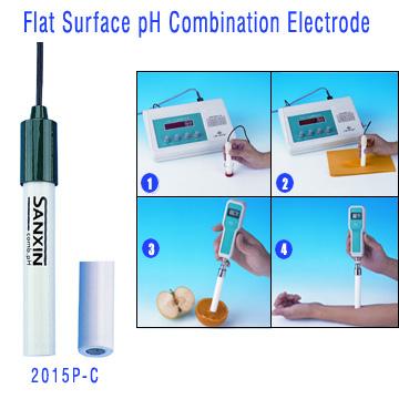 Flat Surface PH Combination Electrode (Плоской поверхности комбинированные Электрод PH)