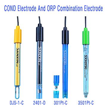 Conductivity Electrode /ORP Combination Electrode (Проводимость электрод / ОВП Комбинированный электрод)