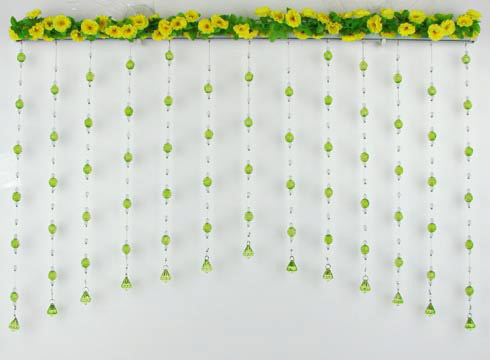 Craft Bead Curtain