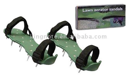 Lawn Aerator Sandal (Аэратор лужайке Сандал)