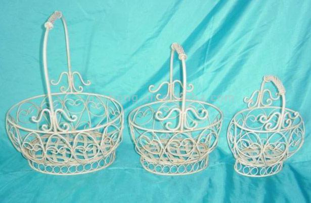 Metal Basket (S/3) (Металлической корзиной (S / 3))