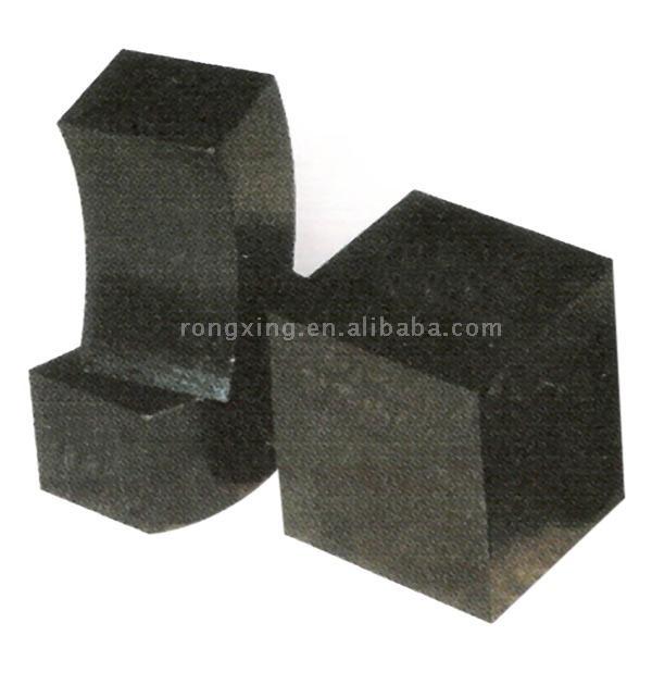 Magnesia Carbon Brick for Ladle Slag Line (Магнезия углерода кирпича для ковш шлака линия)