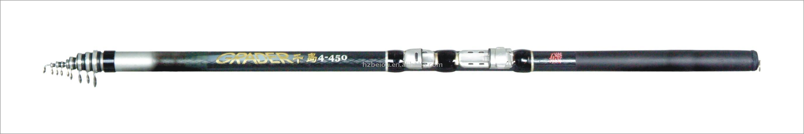 Carbon Fishing Tackle (Grader) (Углеродные рыболовные снасти (автогрейдер))