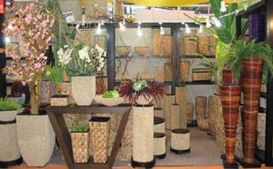 Nature Plant Haulm Flower Pot (Завод природы Измельчитель Горшок)