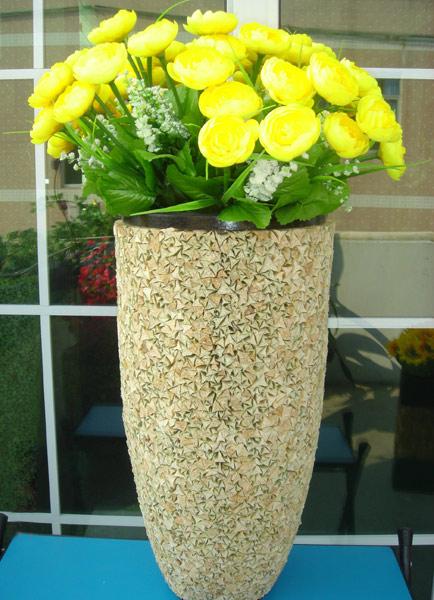 Nature Haulm Flower Pot (Измельчитель природы Горшок)