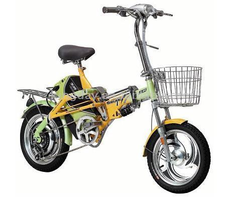 250W Snazzy Folding Electric Bicycle (250W Snazzy Складной электрический велосипед)