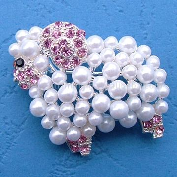 Alloy Brooch(SF-4257)