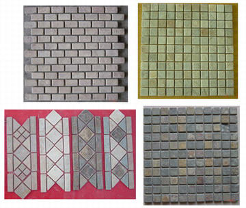 Chinese Slate Mosaic, Slate Border Line, Slate Pattern
