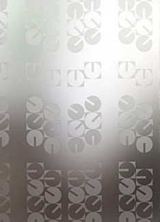Frosting Glass (DSG-012) - China Frosting Glass,Acid Etched Glass