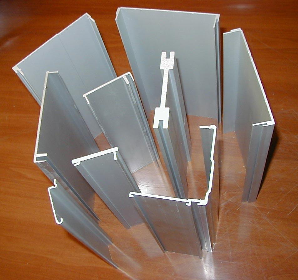 Decorative Aluminum Profile (Décoratifs Aluminum Profile)