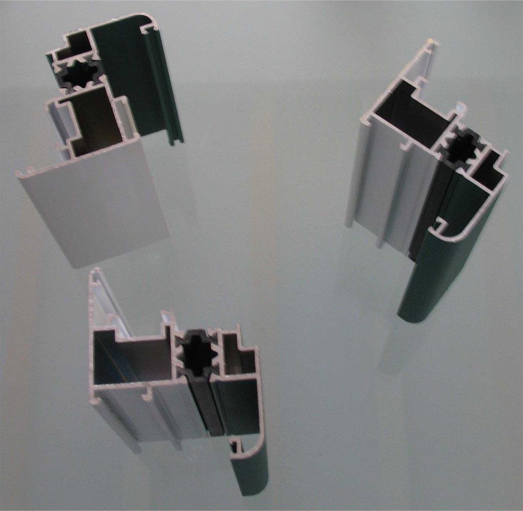Heat Insulation Profile (Isolation thermique profil)