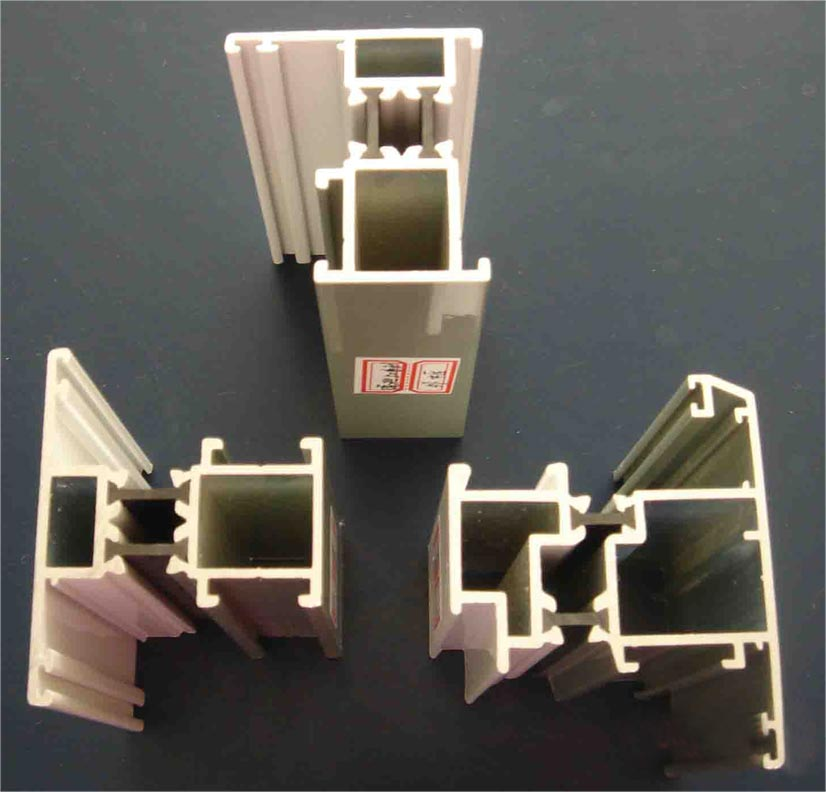 HLD50 Aluminum Profile (HLD50 Aluminum Profile)