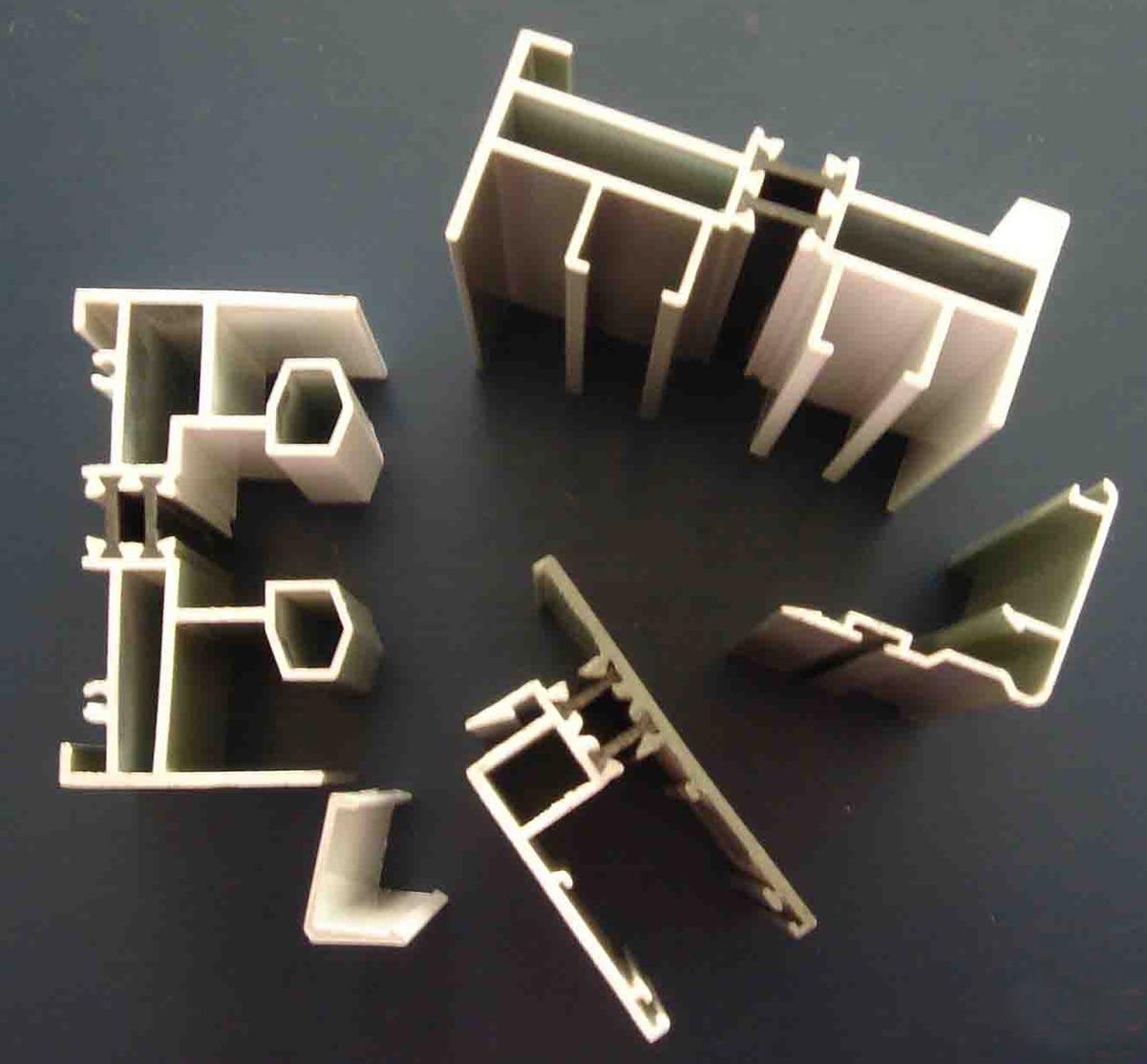 HLGR86 Aluminum Profile (HLGR86 Aluminum Profile)
