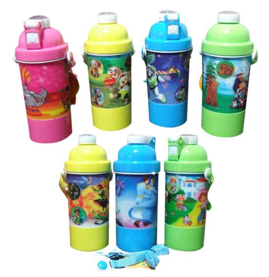 3D Water Bottles (3D бутылки с водой)
