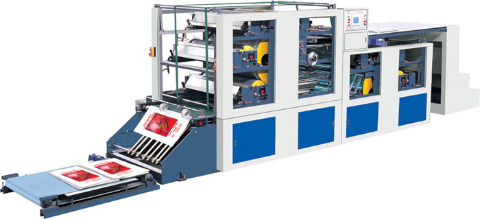 Pass Printing Machine Flexo Printing Machine