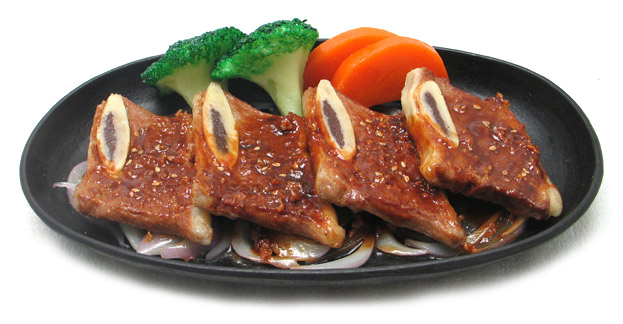 Food Replica (T-Bone Steak) (Продовольственная Replica (стейк на косточке))