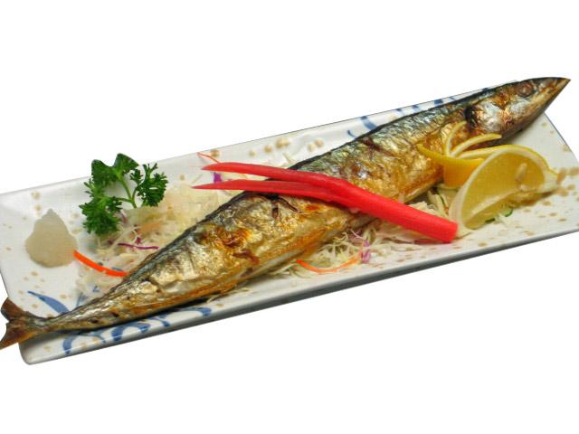 Food Replica (Pacific Saury) (Продовольственная Replica (сайра))
