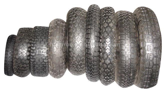 Wheelbarrow Tyre (Тачка Шины)