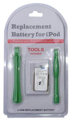 Battery for iPod Nano (Аккумулятор для Ipod Nano)