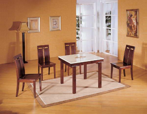 Dining Table and Chair (Dining Table and Chair)